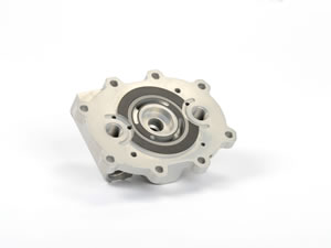 Precision Machined Aerospace Components