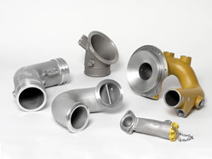 Precision Machined Components for Industrial Equipment