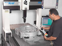 AS9100C Precision Machining Company